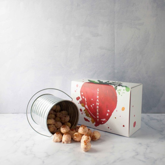 Mg Strawberry Chocolate Box